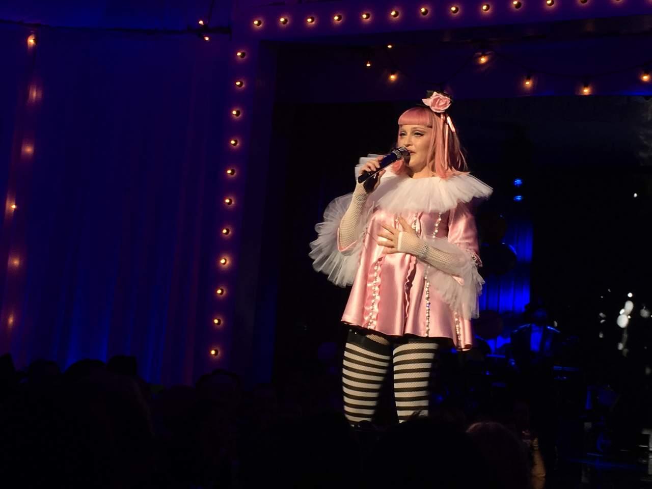 Madonna, 'avergonzada de ser estadounidense'