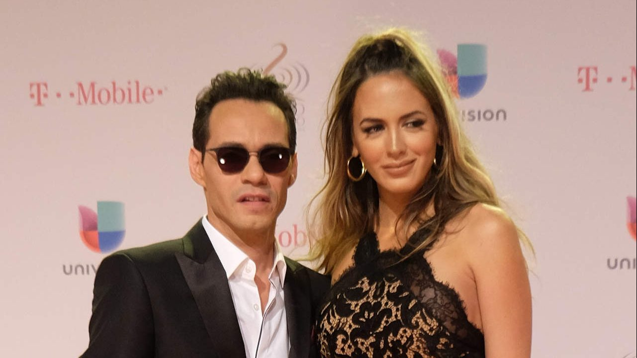Marc Anthony pide divorcio a Shannon De Lima