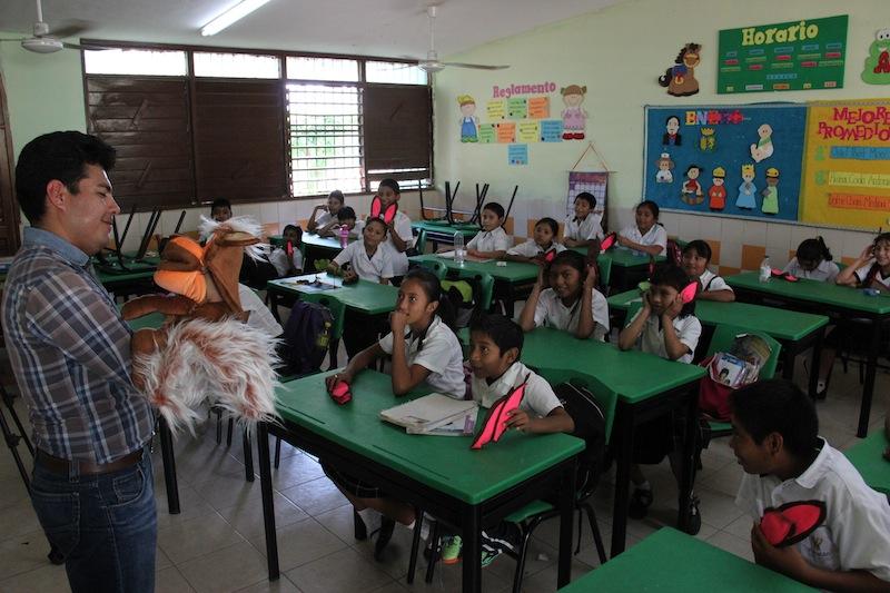 Estancado México en desempeño de educación básica