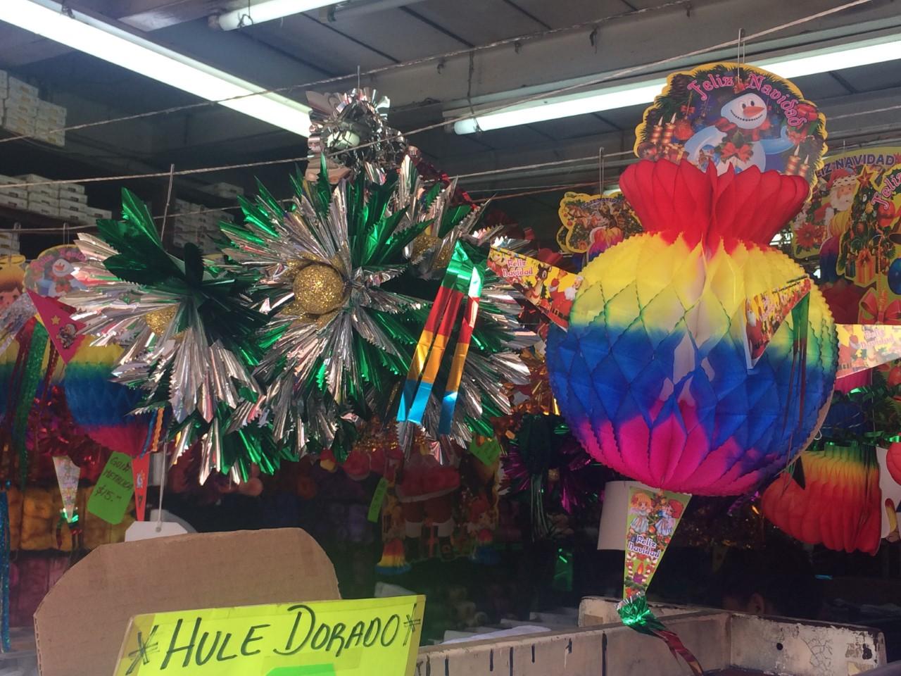 Hacen 'agosto' con Navidad en Mérida