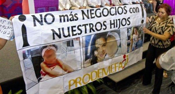 """Justicia """"inmóvil"""", denuncia agrupación de mujeres"""