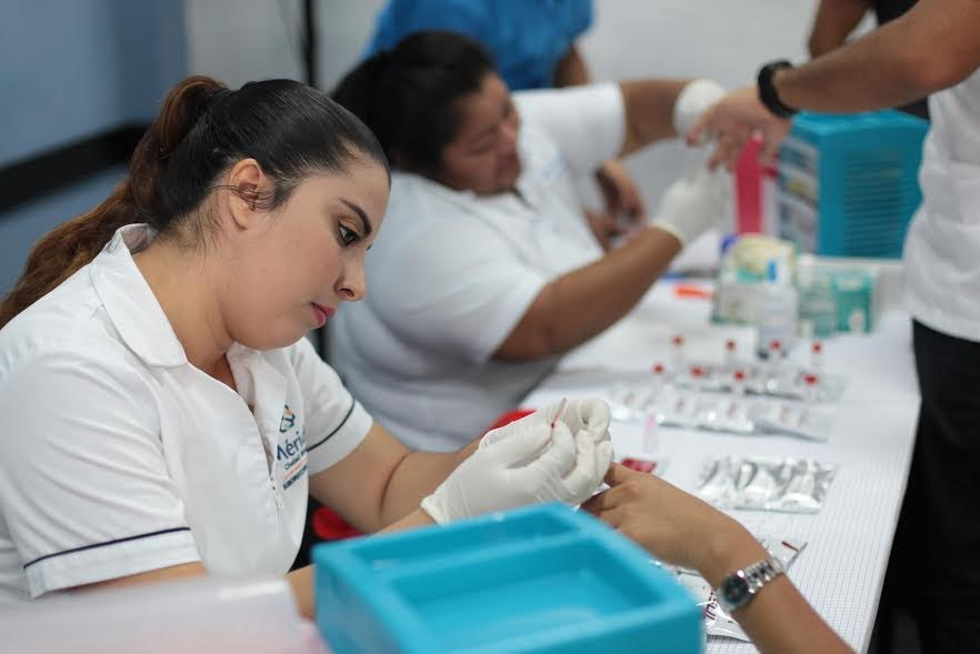 Persiste rechazo a pruebas de detección del VIH