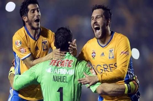 Tigres campeón de la Liga MX