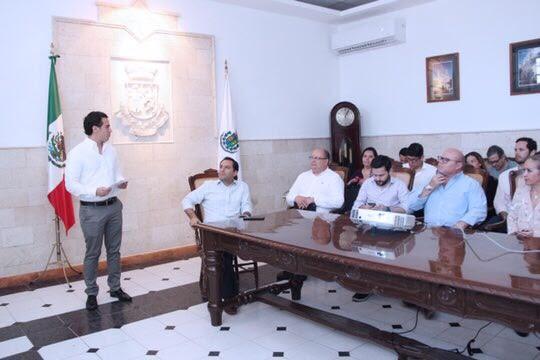Inician talleres de OCDE al Ayuntamiento de Mérida