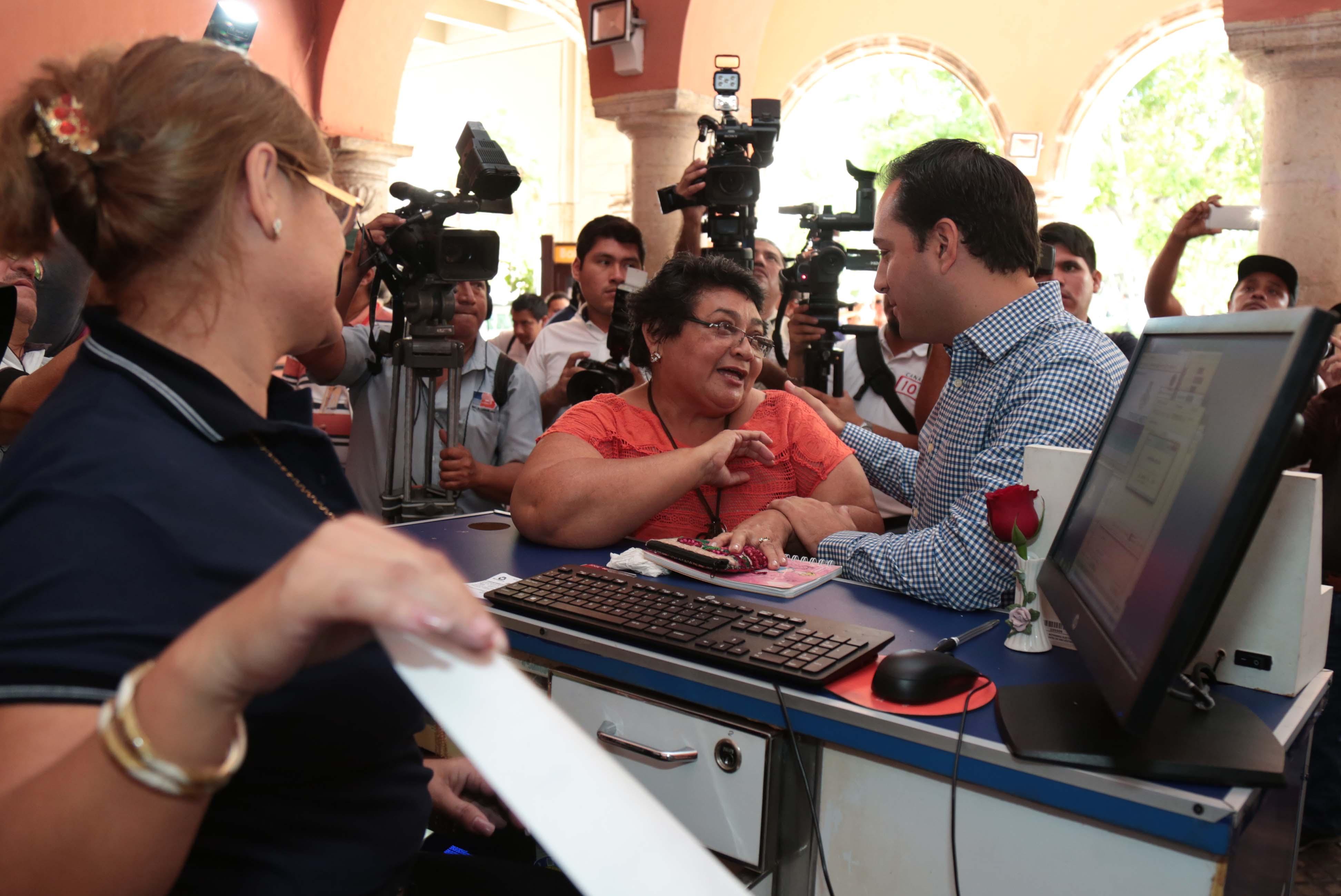 Campaña Predial en Mérida con innovaciones tecnológicas