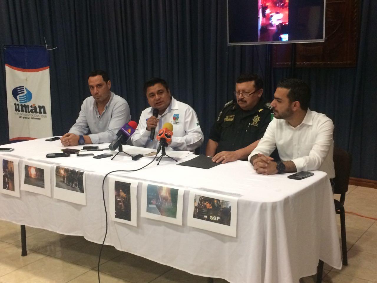 Denuncian desestabilización en Umán
