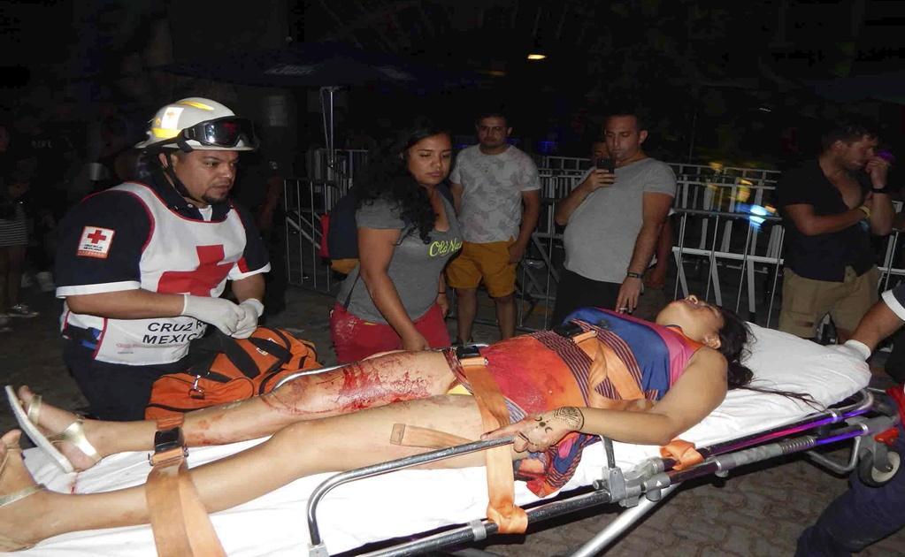 ¡Sangre en Cancún y Playa del Carmen!
