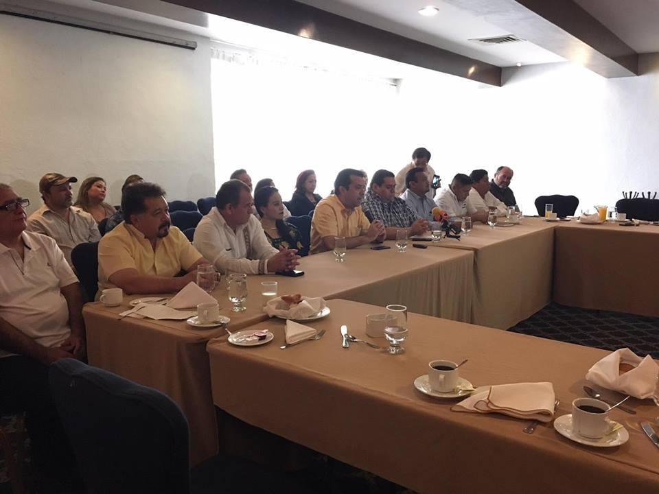 Perredistas en Yucatán lanzan 'bloque de unidad interna'