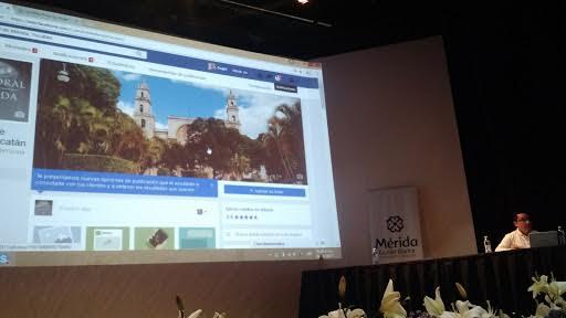 Catedral de Mérida, con cuenta en Facebook