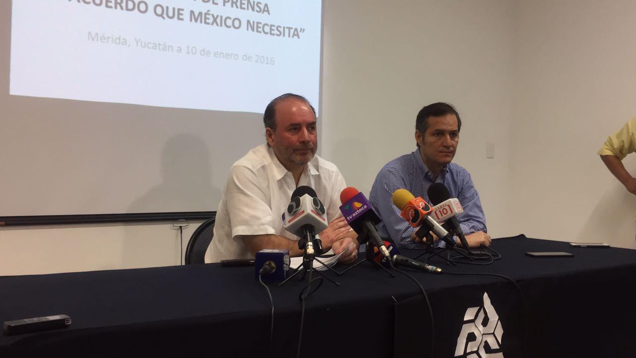 Gobierno, reactivo al desencanto social.- Coparmex Yucatán