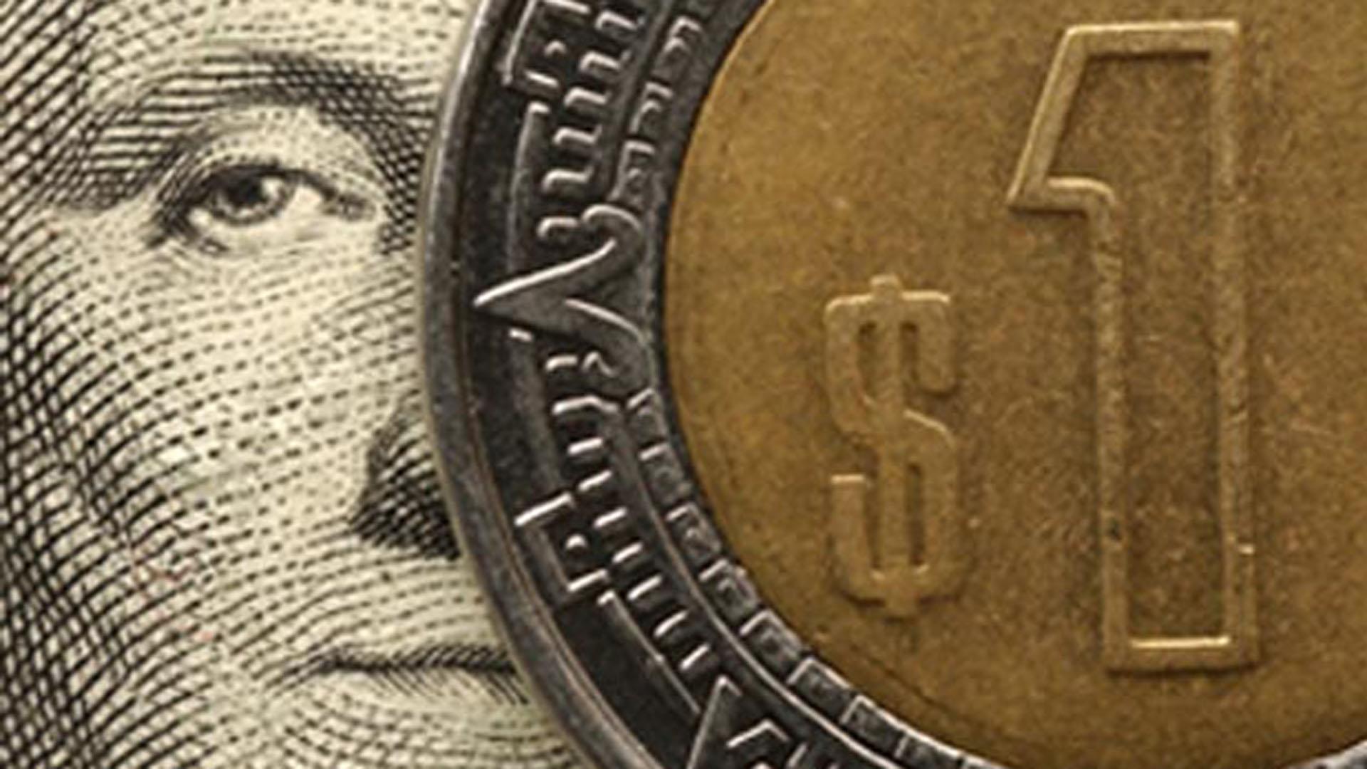 Llega peso mexicano a su mejor nivel en más de un año