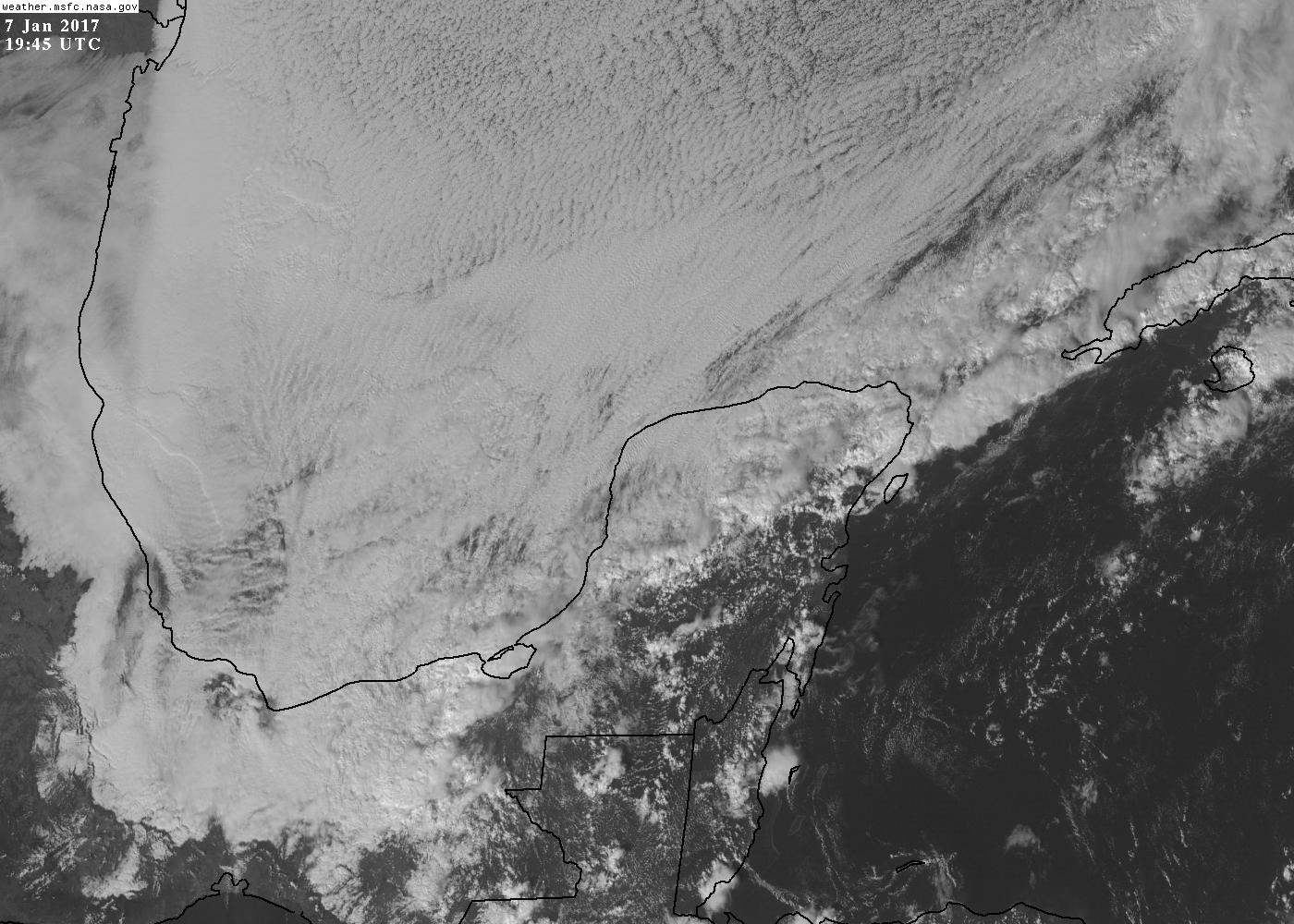 'Enfriará' Yucatán por Frente Frío