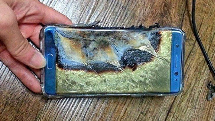 Samsung ya sabe por qué explotaban los Galaxy Note 7