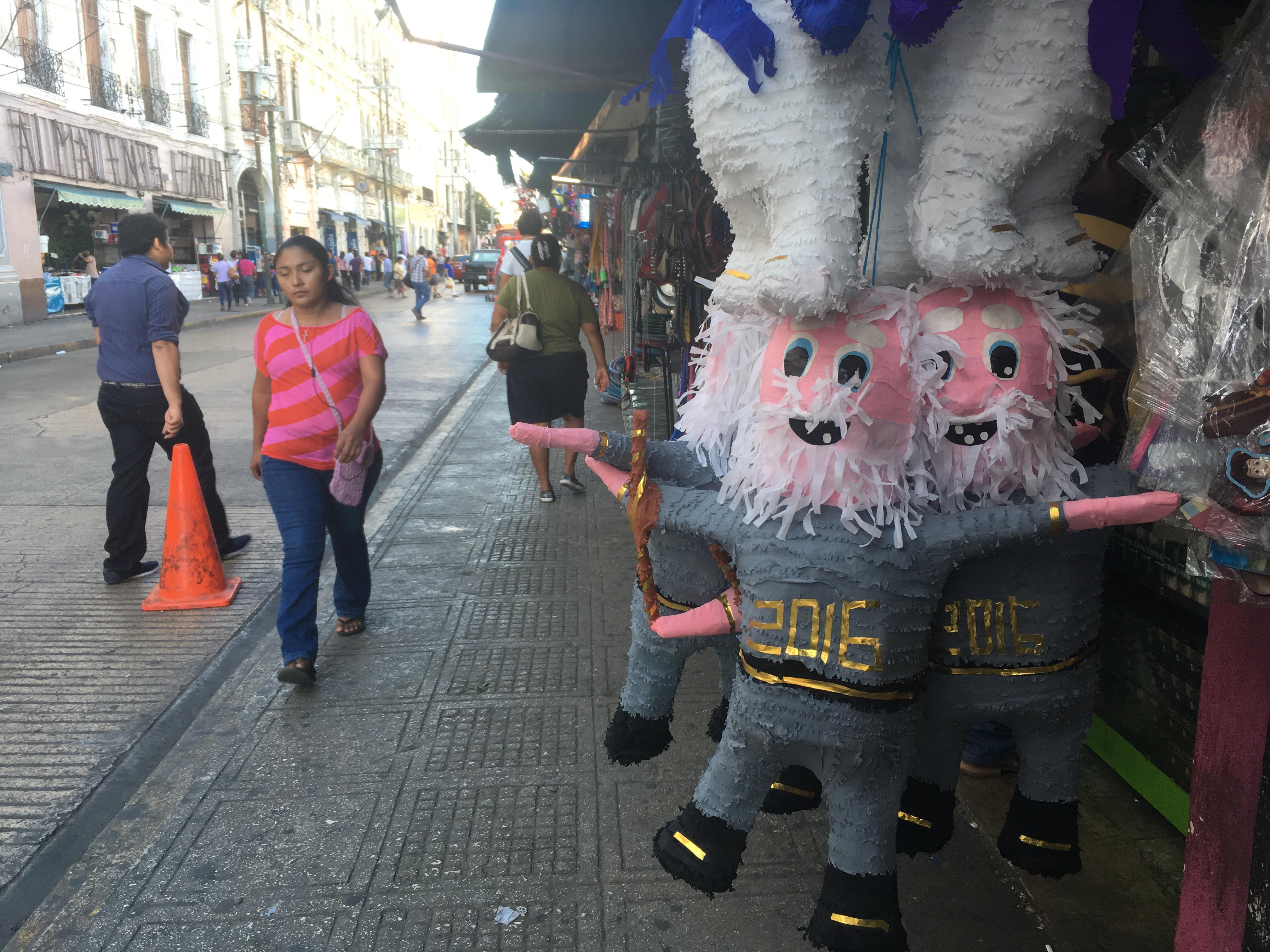 """""""Respira"""" comercio yucateco con ventas de fin de año"""