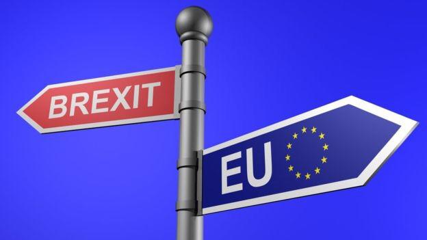 Planean cinta sobre 'Brexit'