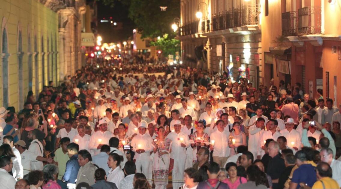 Comienzan festejos por 475 aniversario de Mérida