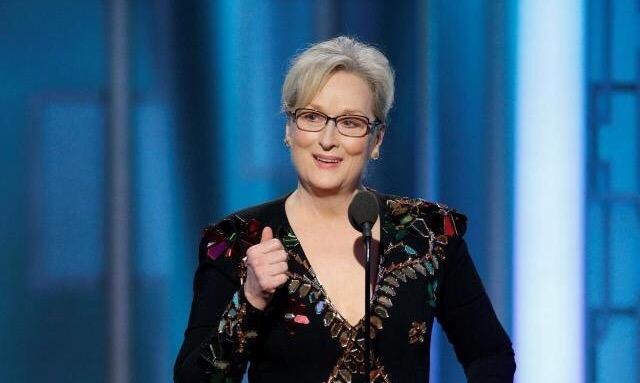 Trump arremete contra Meryl Streep en Twitter
