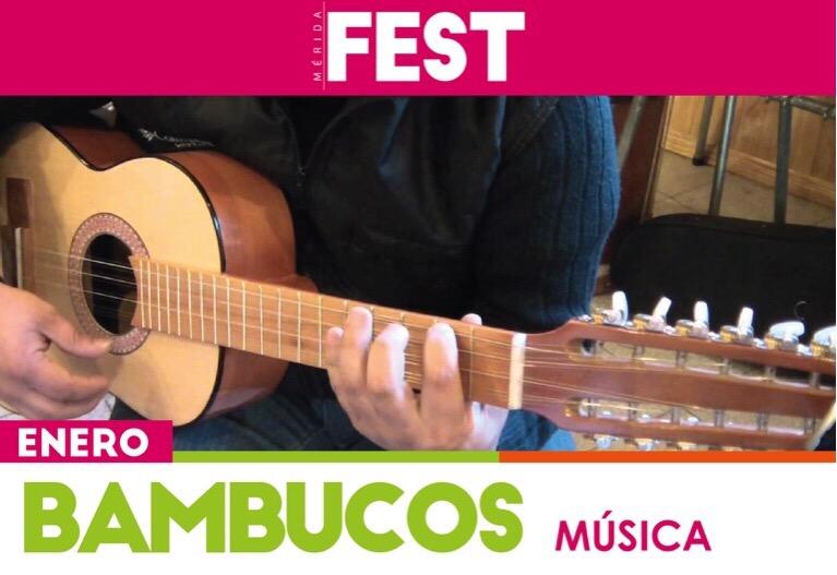 """""""Bambucos"""" en el Mérida FestSección: Cultura"""