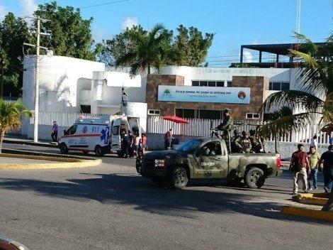 Sacude a Cancún ataque armado