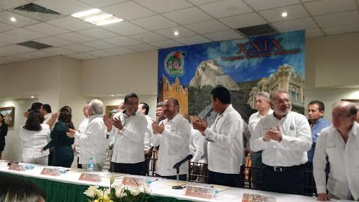 Dirigirá Sindicato de IMSS-Yucatán con su esposa