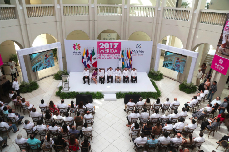 "Cierre de calles por clausura del ""Mérida Fest"""