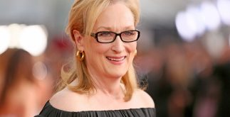 LOS ANGELES, CA - JANUARY 18:  Actress Meryl Streep attends 20th Annual Screen Actors Guild Awards at The Shrine Auditorium on January 18, 2014 in Los Angeles, California.  (Photo by Rich Polk/WireImage)