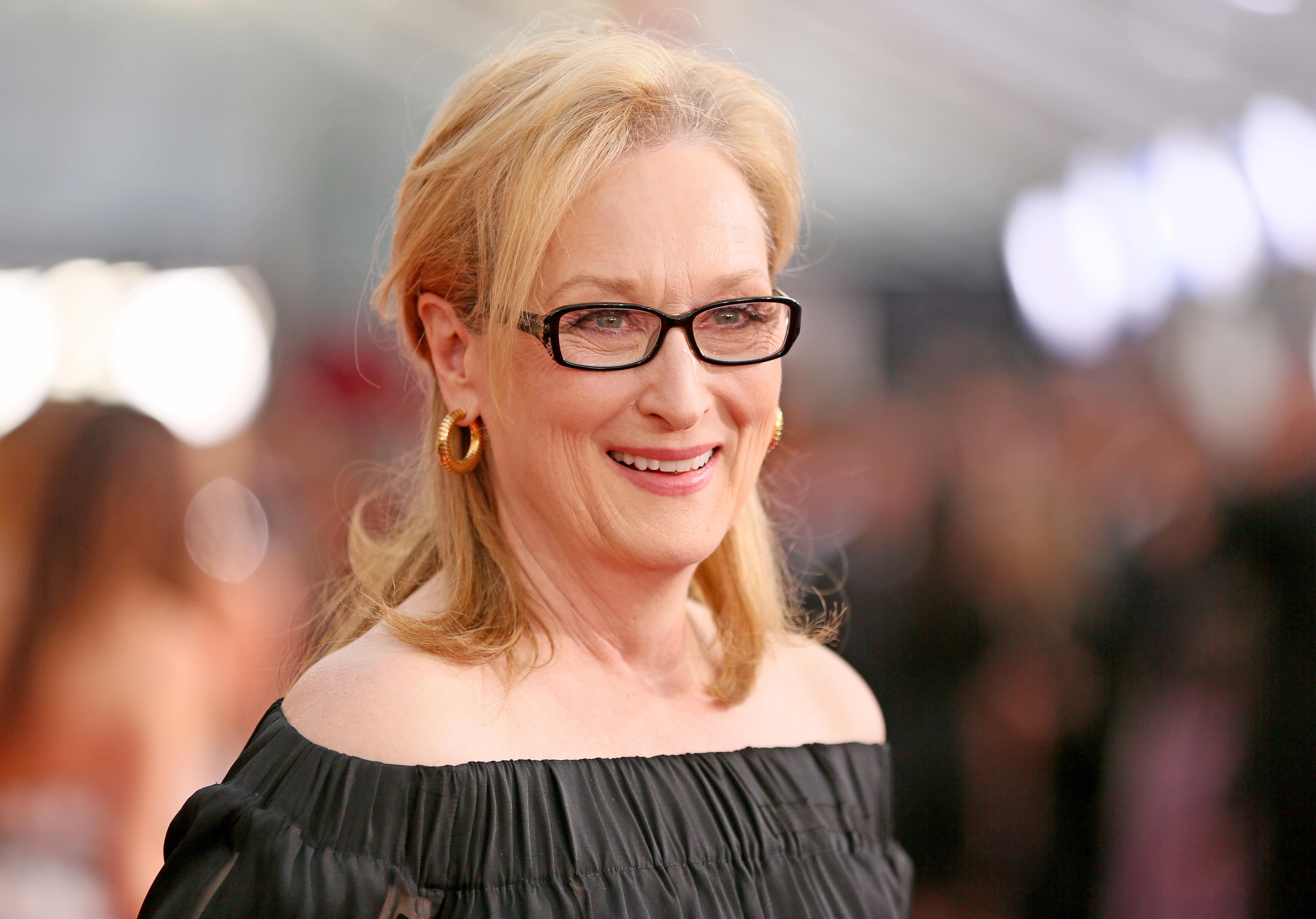 Streep se convierte en la actriz con más nominaciones al Oscar