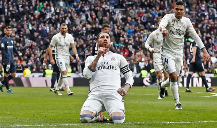 Real Madrid vuelve a la senda del triunfo
