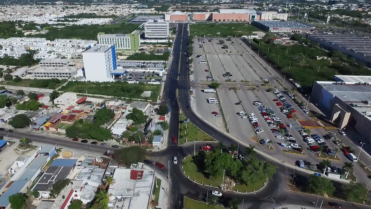Descongestionan vialidades al norte de Mérida