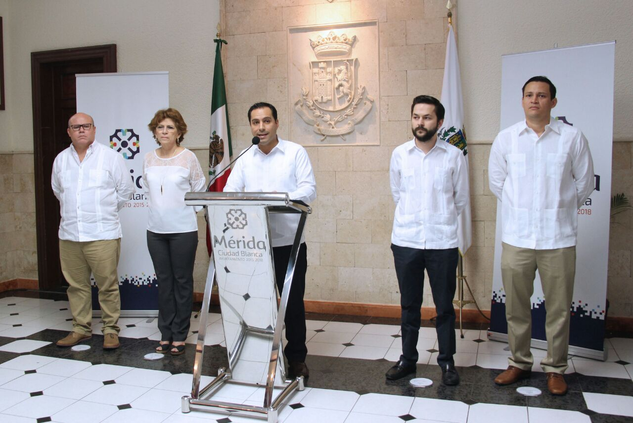 Mayor austeridad en Ayuntamiento de Mérida