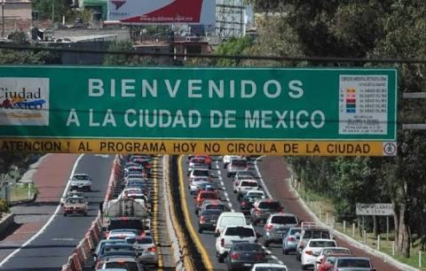 Tráfico de la Ciudad de México, entre peores del mundo