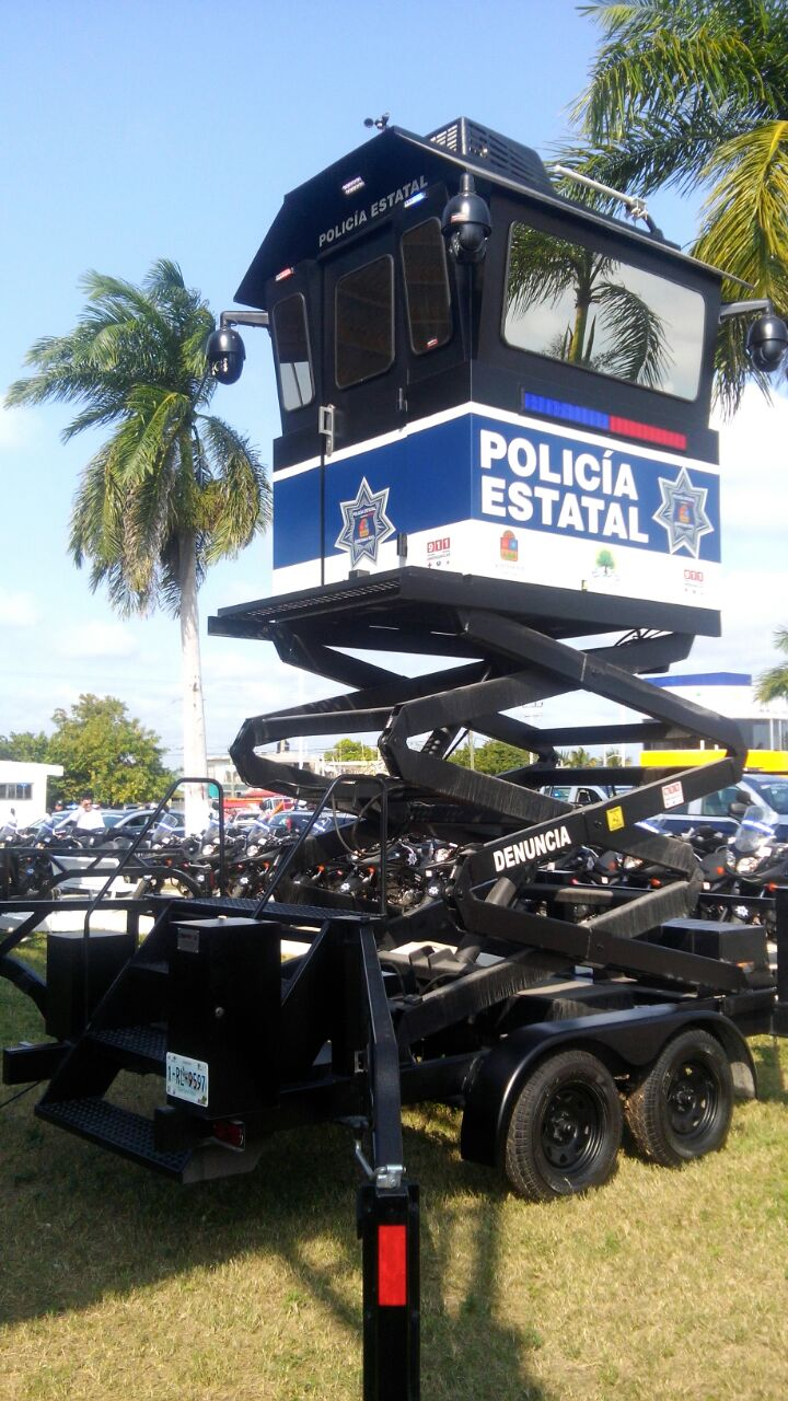 Seguridad, punto vulnerable en QRoo.- Joaquín González