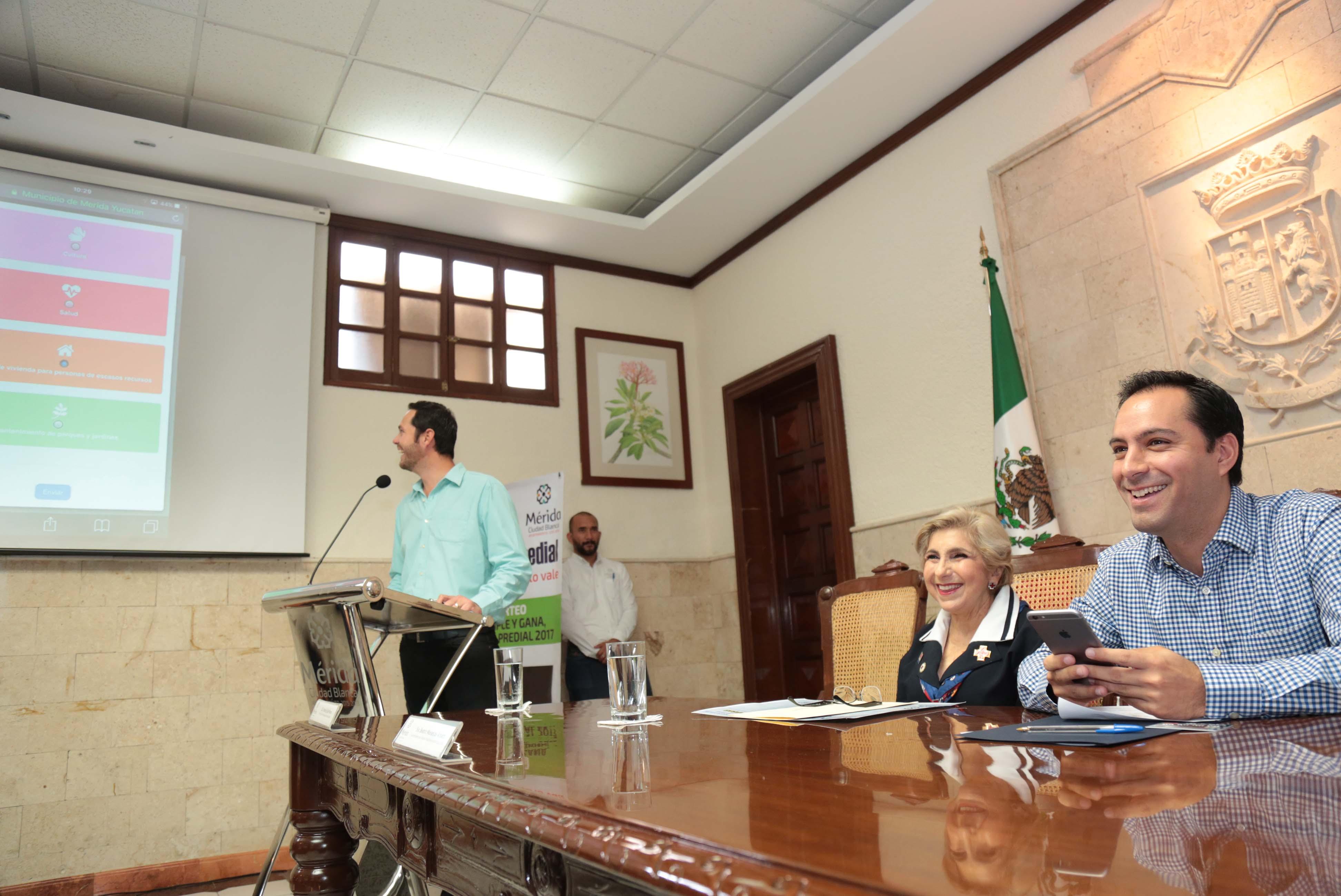 Finanzas estables en municipio de Mérida.- agencia internacional