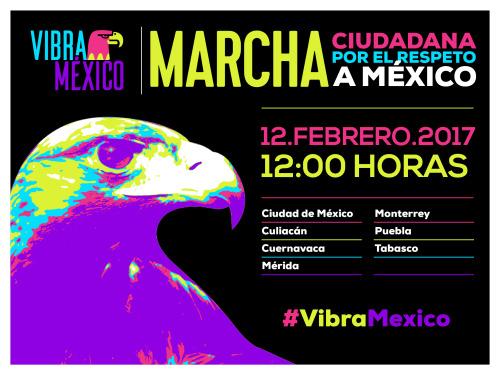 "Estará Mérida en marcha ""Vibra México"""