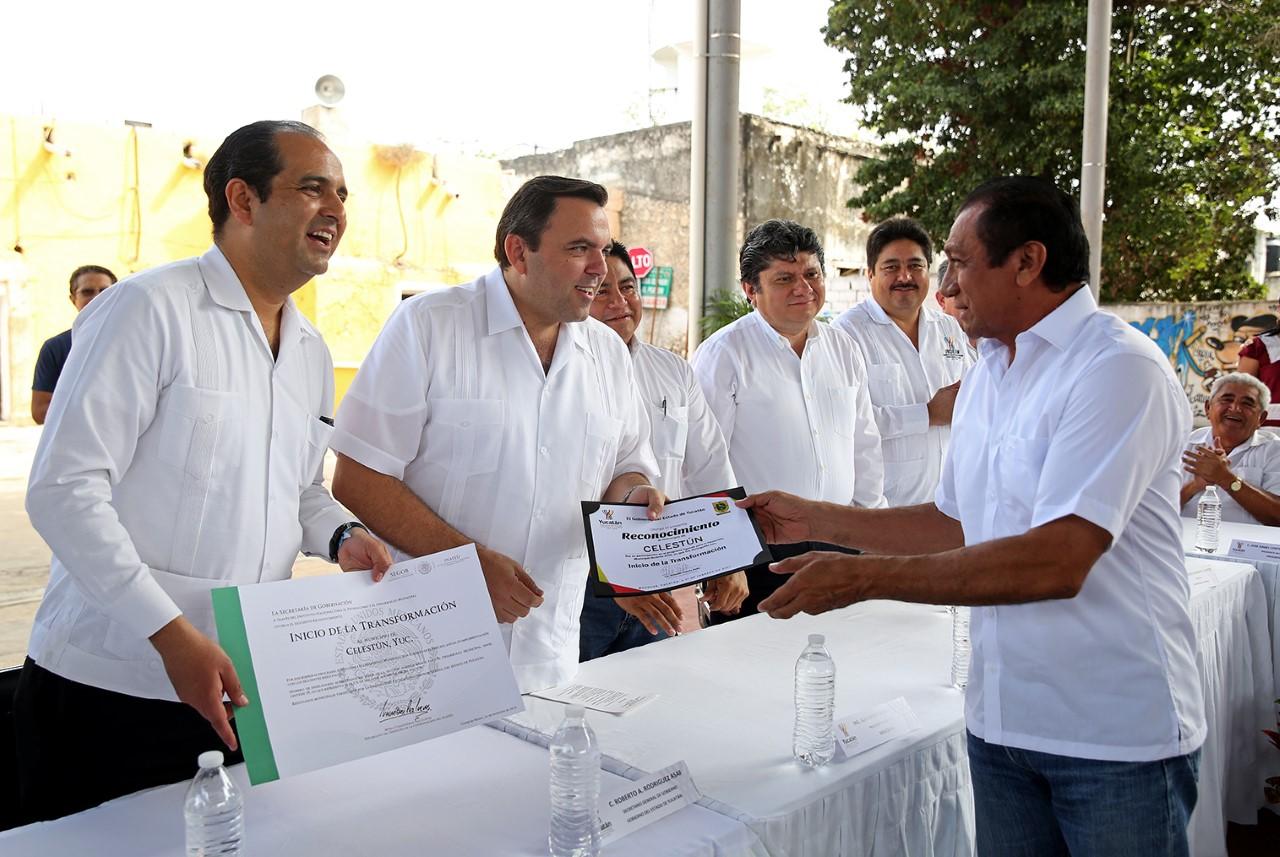 Capacitan en Yucatán a funcionarios de municipios para mejorar justicia