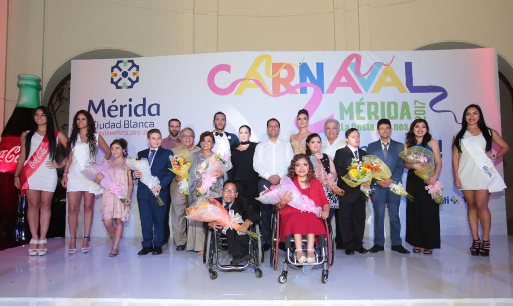 Las novedades y programa del Carnaval de Mérida