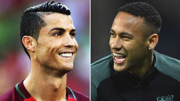 CR7 y Neymar festejan su cumpleaños