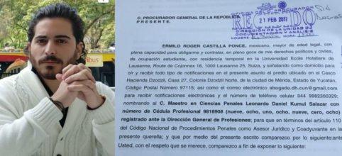 Enfrenta Roberto Borge nueva acusación por supuesto secuestro