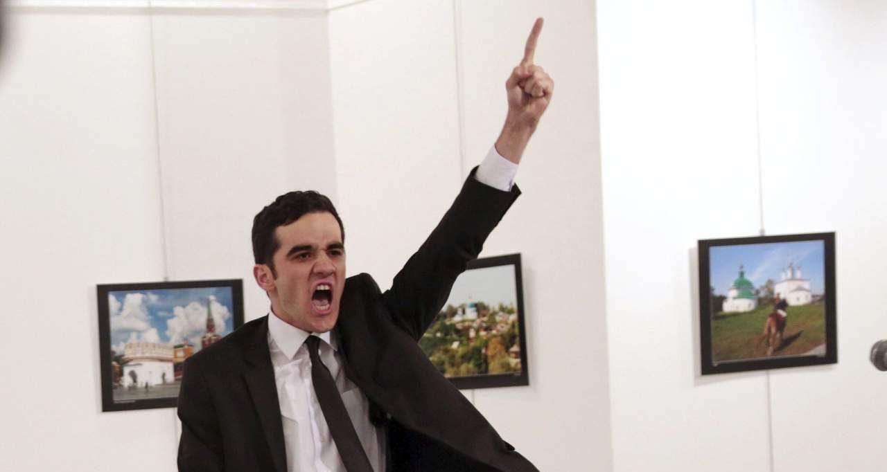 Imagen de asesinato de embajador gana el 'World Press Photo'