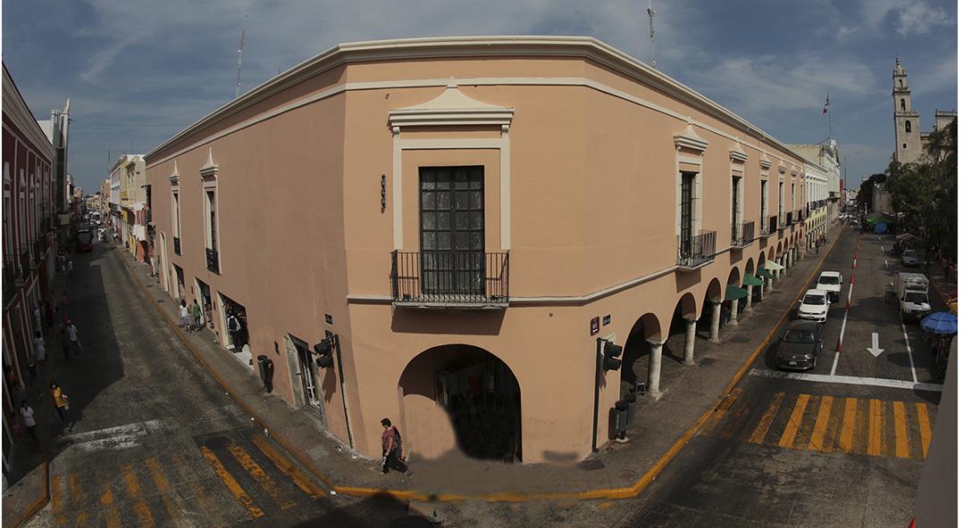 Centro Histórico de Mérida recupera belleza colonial