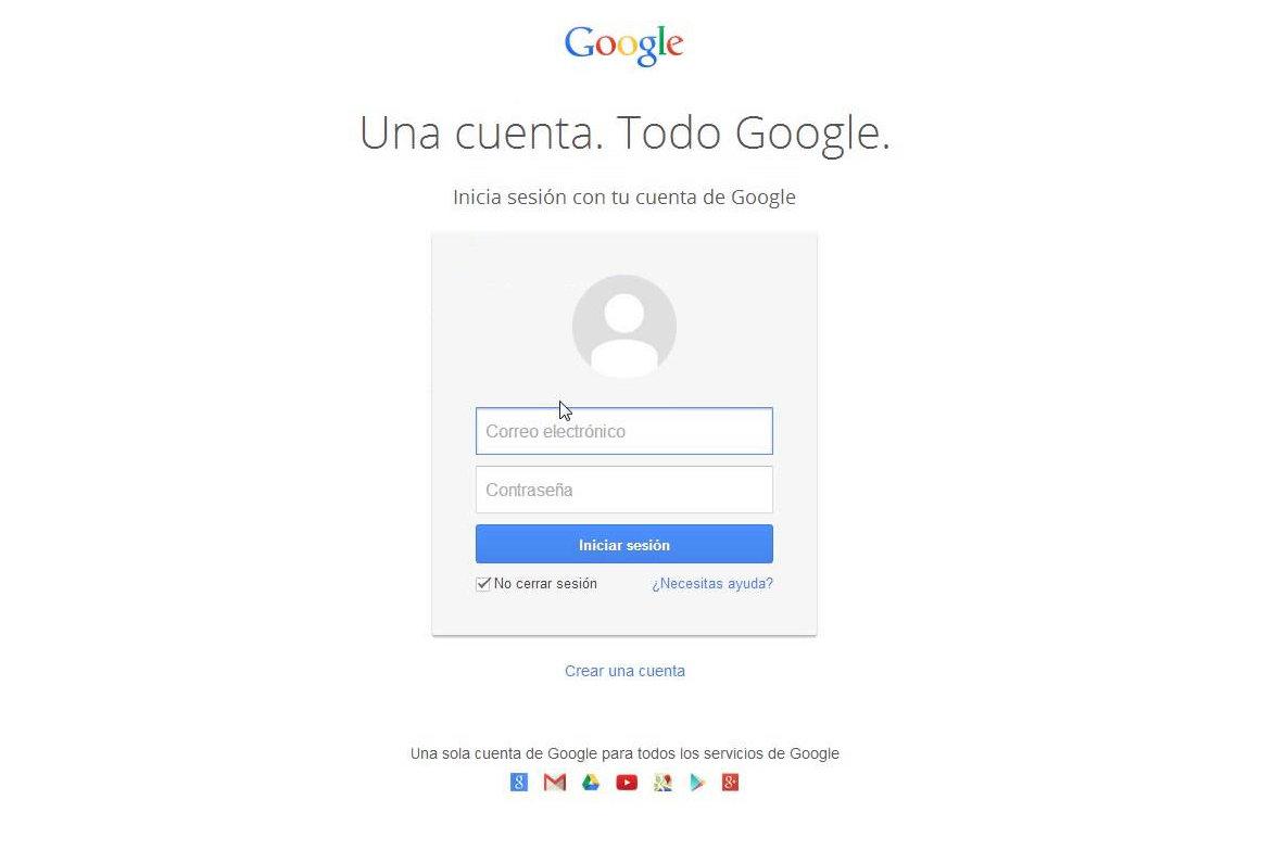 ¿Se ha cerrado tu sesión de Google? Calma, no es hackeo
