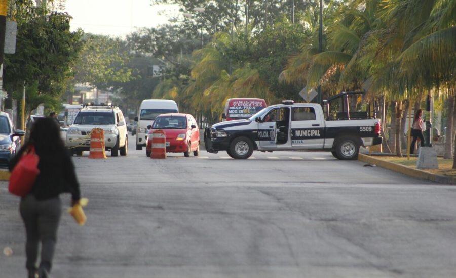 "Deja crimen ""mensajes"" en Cancún"