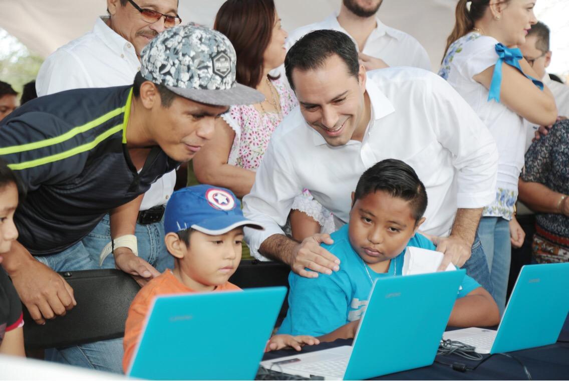 Todas las comisarías de Mérida ya tienen internet gratuito