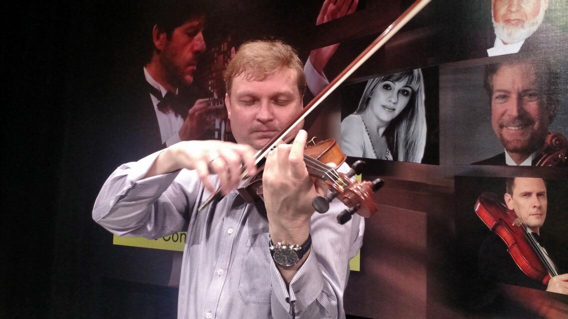 Anuncia OSY difícil concierto para violín