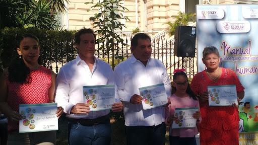 Manual sobre Derechos Humanos para infantes