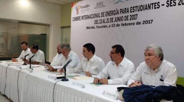 Próxima cumbre de energías alternativas en Yucatán
