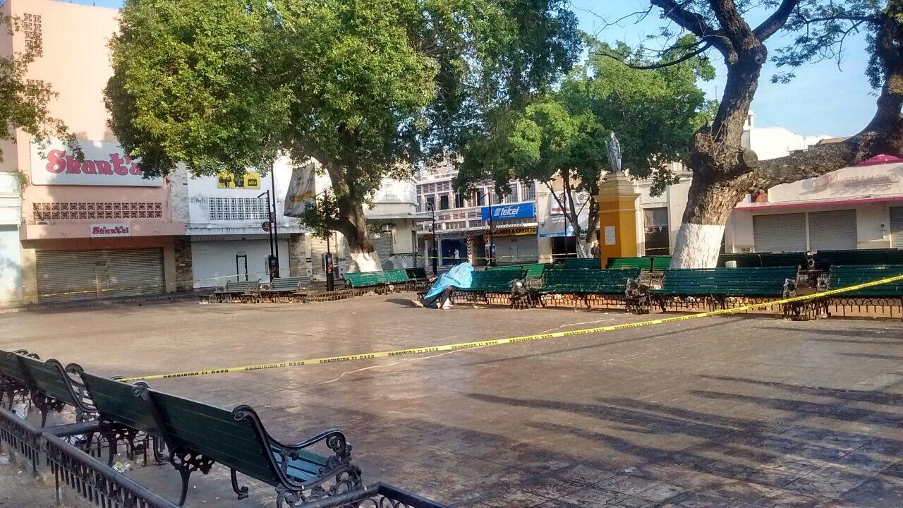 Presunto homicidio cerca de Mercado Grande en Mérida