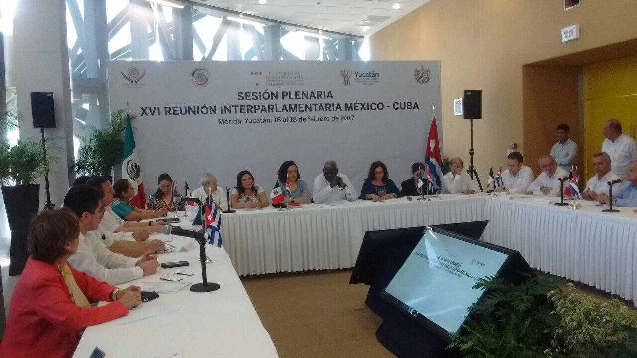 México y Cuba en frente contra políticas de Trump