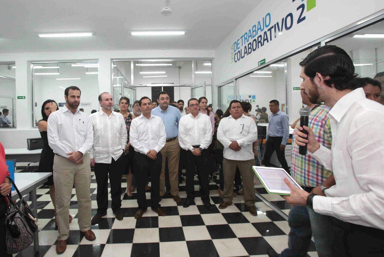 De buscadores a generadores de empleo en Mérida