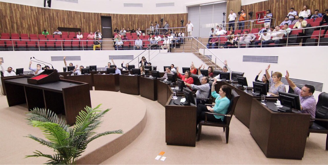 Pronunciamiento de Congreso Yucatán por fallida campaña de Filey